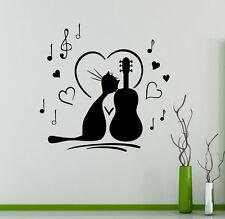 Music Vinyl Decal Musical Symbols Vinyl Stickers Home Interior Window Sticker 5