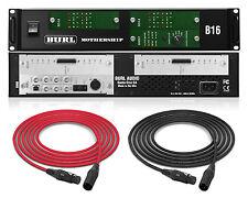 Burl Audio B16 Mothership BMB2 0x16 | 16 Ch. Configurable AD/DA MADI Motherboard