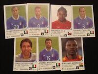 7 x Juventus Rafo World Cup Brazil 2014 football stickers