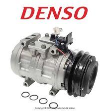 Mercedes R107 W126 A/C Compressor With Clutch OEM DENSO Rebuilt 000230251188