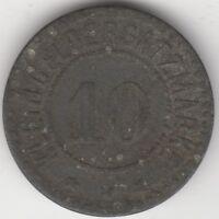 1917 Notgeld Stadt Fulda 10 Pfennig | European Coins | Pennies2Pounds