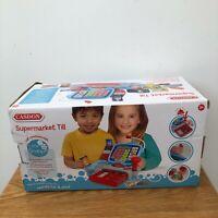 Casdon Supermarket Kids Supermarket Till Boxed Good Condition - USED