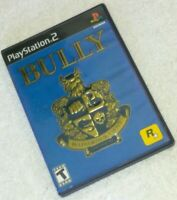 Bully PS2 Playstation 2 ps2 Black label complete