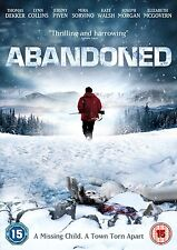 Abandoned [DVD] 2013  Brand new and sealed