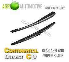 NEW CD PLUS REAR ARM WIPER BLADE FOR RENAULT SCENIC III 5-DOOR MPV 2009- CP1143A