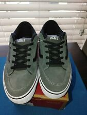 Vans Bearcat MENS SIZE 11 Charcoal/White/Black
