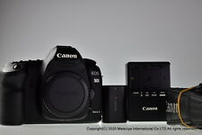 Canon EOS 5D Mark II 21.1MP Digital Camera Body Shutter Count 5506 Excellent