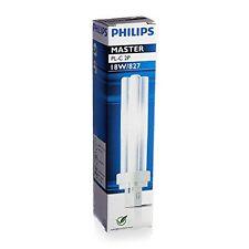 Philips Lampadina compatta fluorescente Master Pl-c 2p G24d 840 Bianco Neutro