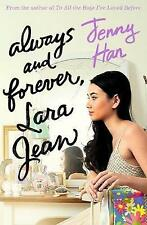 Always and Forever, Lara Jean by Jenny Han book | NEW