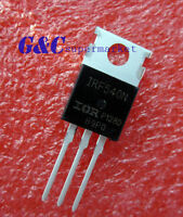 50PCS IRF540N TO-220 Power MOSFET IRF NEW