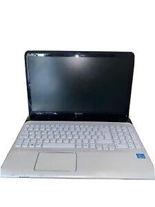 "Sony VAIO SVE151J13M 15.5"" Intel Core i3 Laptop"