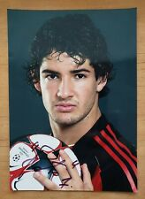 Alexandre PATO AC MILAN SOCCER AUTOGRAPHED SIGNED PHOTO 7.5 X 5