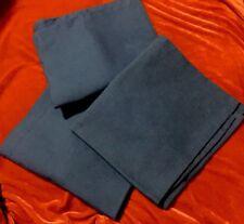 BNWOT GORGEOUS BULK LOT OF 3 CUSHION COVERS BLUE