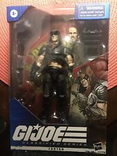 Gi Joe Classified Series Zartan 6? Hasbro