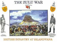A Call to Arms 15 -  British Infantry At Islandwana         1/32 Plastic Figures