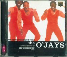 The O'Jays - The Classic Philadelphia Years Cd Perfetto