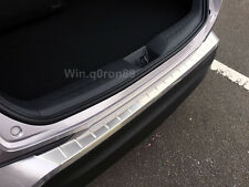 For Toyota C-HR 2016 2017 2018 Stainless Outer Rear Bumper Protector Plate Trim
