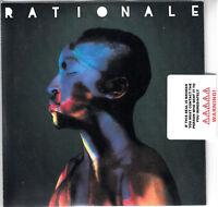 RATIONALE Rationale 2017 UK 12-trk promo test CD sealed