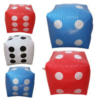 Giant Inflatable Blow-up Dot Dice Children Party Flavor Kid Pool Toy SMART