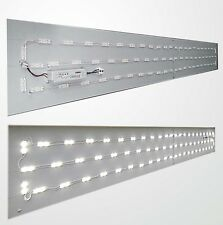 LED Klassik Montageplatte zur Umrüstung 1 seitger Leuchtreklame 4000 x 600 mm