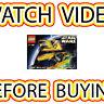 Lego Bounty Hunter Pursuit Set 7133 Star Wars / Star Wars Episode 2