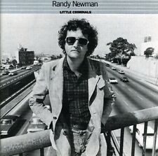 Randy Newman - Little Criminals [New CD] UK - Import