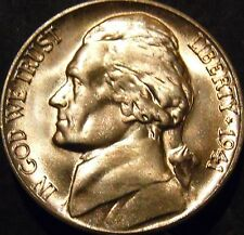 1941-D Jefferson Nickel Choice/Gem BU Uncirculated