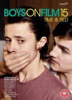 Boys On Film 15 - Time and Tied DVD (2016) Julie Hesmondhalgh, Eyre-Morgan