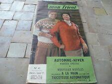 revue MON TRICOT