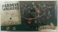 Zombicide Black Plague Deadeye Walkers Archers Green Horde Black Plague NISB
