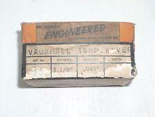 VAUXHALL WYVERN and VICTOR I II 1507cc 15HP 1952-62 piston ring set +040