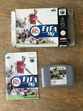 Fifa 99 - Nintendo - N64 - Used - Complete