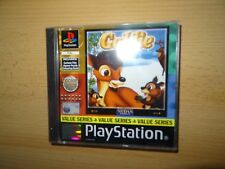 Goldie Sony Playstation 1 PS1 mint collectors pal version