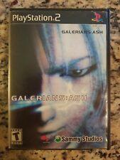 Galerians: ASH Complete Playstation 2 PS2 NO MANUAL FREE USA SHIPPING