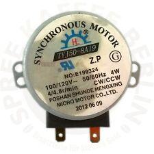 Motor Drehteller Mikrowelle 100/120 VOLT 4W Whirlpool / Bauknecht (TYJ50-8A19)