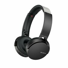 Sony MDR-XB650BT EXTRA BASS Bluetooth Wireless Headphones NFC BLACK