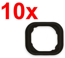 10 x iPhone 6 6S & Plus Home Button Gasket Holder Rubber Adhesive Sticker Seal