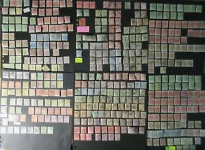 Transvaal Stamps-Large collection from dealers stock. Multiples of many issues