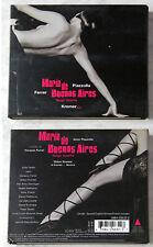 PIAZZOLLA / FERRER Maria De Buenos Aires TANGO OPERITA .. Digipak 2-CD-Box
