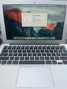 """Apple MC505B/A MacBook Air A1370 11.6"""" Laptop"""