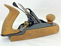 Sargent And Company No. 3411 Wood Block Plane New Haven CT Woodworking Made USA