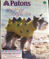 Dog Coat Knitting pattern Dogasaurus Rex In 5 Sizes  BARGAIN PRICE