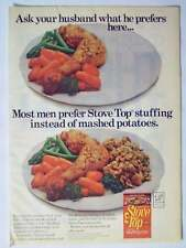 1978 Stove Top Stuffing Chicken Magazine Print Advertisement Page