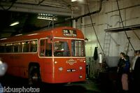 London Transport RF507 Staines 30th March 1979 Bus Photo D