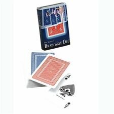 Royal Magic - Dai Vernon`s Brainwave Deck - Magic Trick Playing Cards