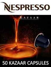 The Strongest! 50 Kazaar Nespresso Capsule, Intensity 12 *BNIB*