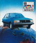 1980 RENAULT 18 GTS SEDAN & WAGON Australian Brochure