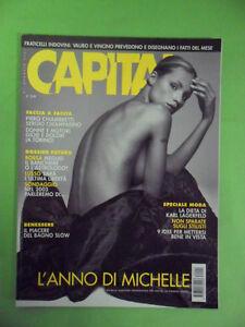 CAPITAL N° 1. 2003. MICHELLE HUNZIKER