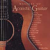Masters of Acoustic Guitar by Various Artists CD, 1997, Very Good, Free Shipping