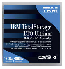 IBM 95P4436 New Sealed LTO4 800GB/1.6TB Media Data Tape Cartridge
